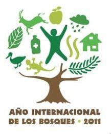 Logo 2011, Año Internacional de los Bosques