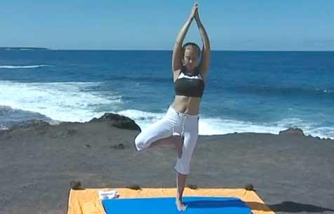 Ejercicios de yoga para todos