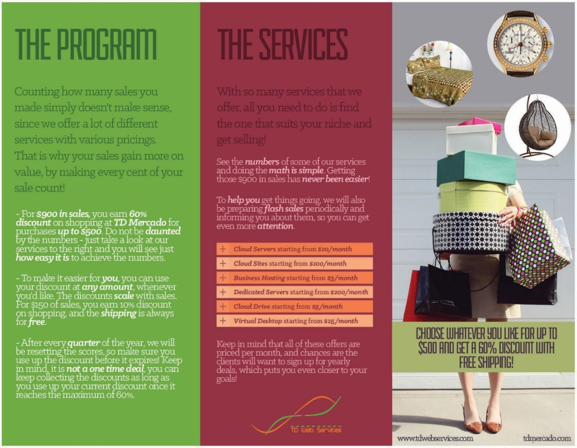 Affiliate Brochure - Page 2