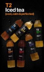 T2 Bottled Teas