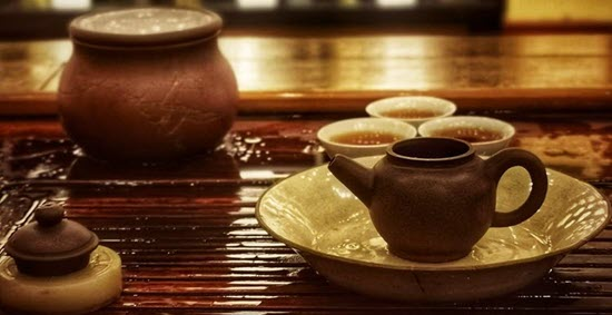 The Chinese Tea Shop