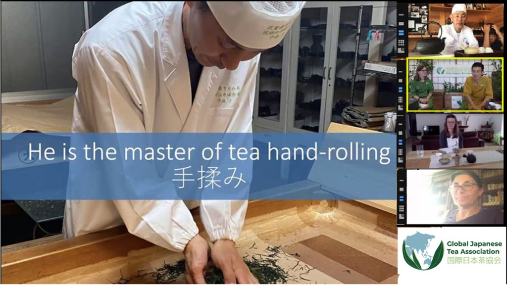 Japanese Tea Marathon