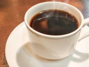 カフェインを多く含む コーヒー