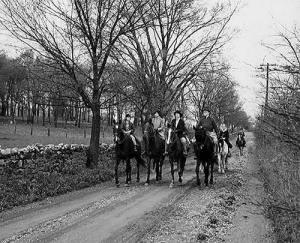 My running route circa 1935.
