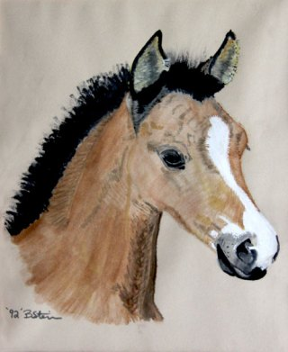 Horse-Painting-BSteis