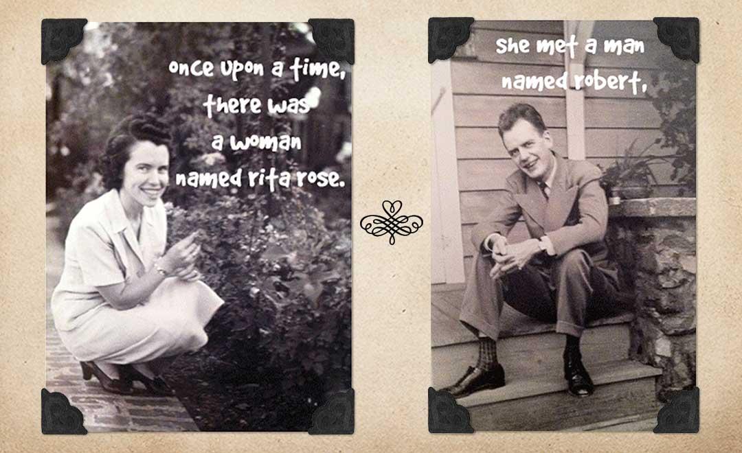 Old Photographs Briana Grandparents Creative