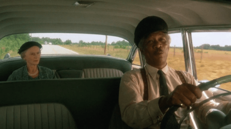 Being driven is really only ok if Morgan Freeman is doing the driving.