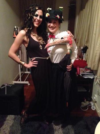 Medusa & Mary1