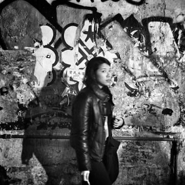 Edgy Grunge Girl, Photo Challenge