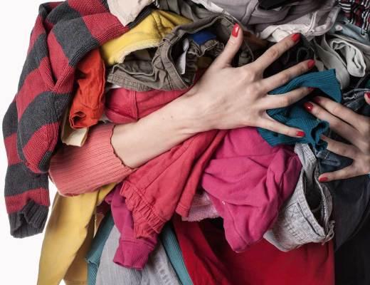 mom, mornings, laundry, mess