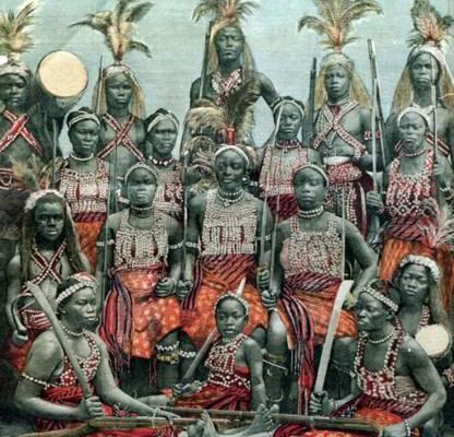 warrior, tribal, women, society
