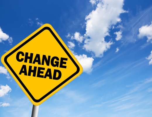 the change, change,