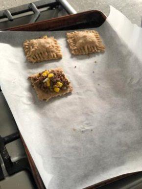 beef, taco, pop tarts, tarts, lunch box, protein