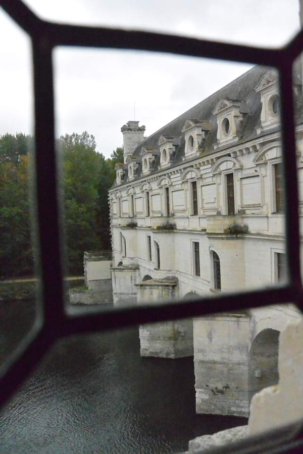 Chateau Chenonceau, aka the Ladies Castle.
