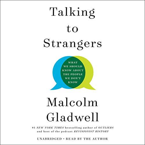 Malcolm Gladwell's book cover