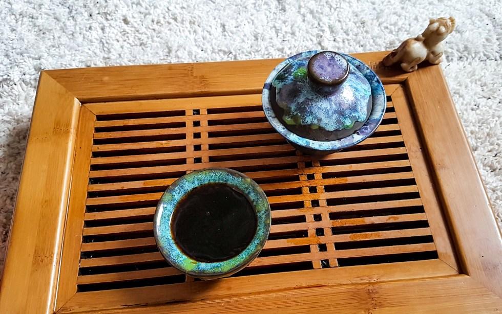 Чайная церемония, шу пуэр 15 лет