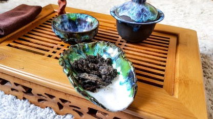 Китайская Чайная церемония, Шен пуэр