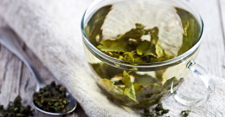 Is decaffeinated tea bad for you?