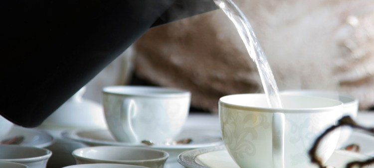 Health benefits from drinking White tea