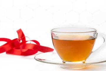 tannins in tea