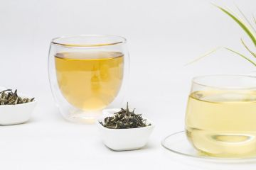 white or green tea