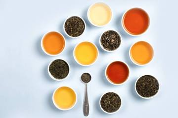 summer flush teas