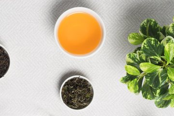 History of oolong tea