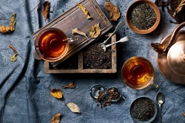 Autumn Teas