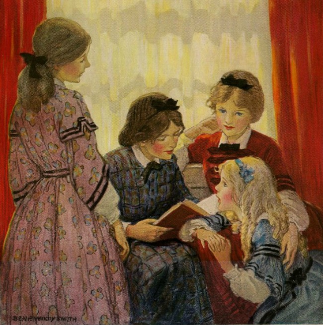 The relationship of the March sisters in Little Women is what people remember, perhaps even more than the girls' love stories.