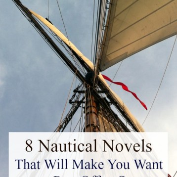 8 Nautical Novels That Will Make You Want to Run Off to Sea