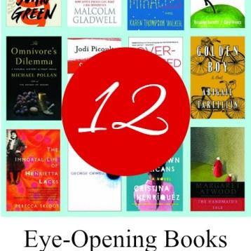 12 Eye-Opening Books That Make You Think (Fiction & Nonfiction Picks)