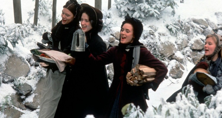 If Little Women is your favourite Christmas story, you'll love this look at how to capture a Little Women Christmas in your own home!