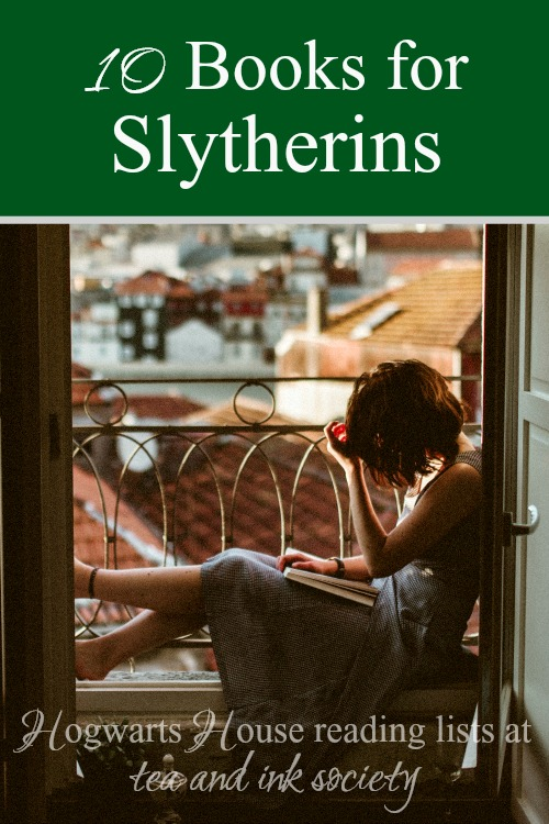 10 Books Every Slytherin Should Add to Their Reading List (Hogwarts House Reading Lists)