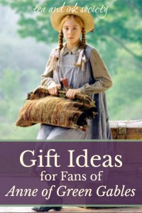 These Anne of Green Gables inspired gifts make the perfect present for any fan of L. M. Montgomery's novels. Put them on your own wish list or gift them to a kindred spirit!#literarygifts#anneofgreengables#lmmontgomery