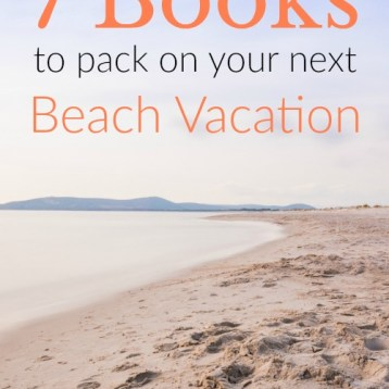 All of these books take place by the sea or on the ocean. Add them to your summer reading list and toss one in your beach bag before you hit the sand! #SummerReading #BeachReads #BookLists