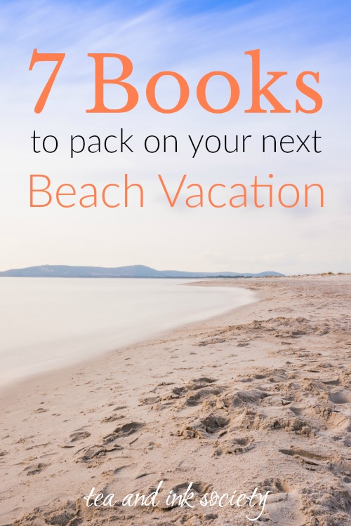 7 Books to Pack on Your Next Beach Vacation