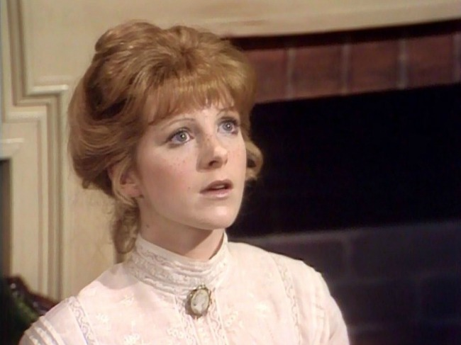 Kim Braden in the 1975 Anne of Avonlea miniseries.