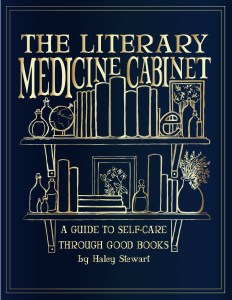 The Literary Medicine Cabinet eBook Cover