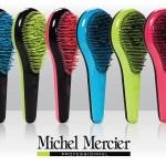 Michel Mercier Detangling Hair Brush Review