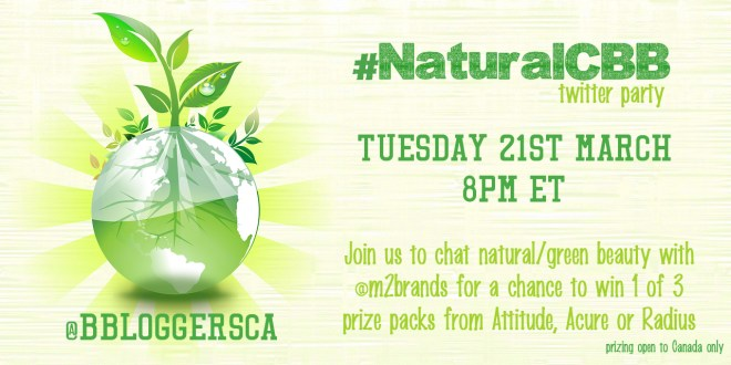 #NaturalCBB twitter party