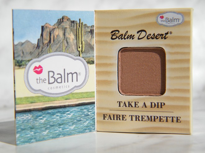 Birchbox Best Health July 2015 Unboxing & Review The Balm Desert