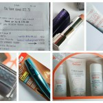 Drug Store Beauty Haul Using Shoppers Drug Mart Optimum Bonus Points