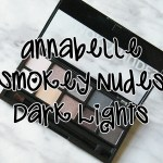 Review: Annabelle Smokey Nudes Eyeshadow