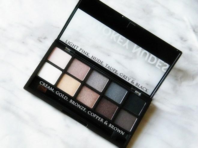 Annabelle Smokey Nudes Eyeshadow Palette