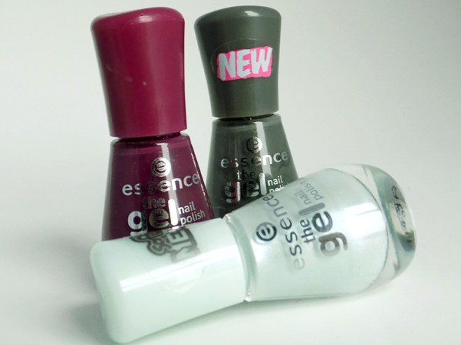 Essence The Gel Canada Bottle Pictures & Swatches