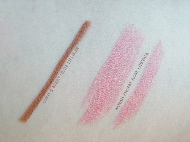 ipsy august 2015 lip swatches
