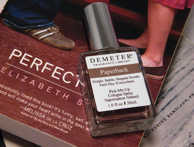 Demeter Paperback Perfect You CBBScentMemory