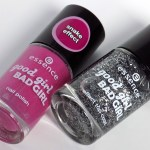 Essence Once I Was An Angel Snake & Glitter Swatches & Review Essence Good Girl Bad Girl