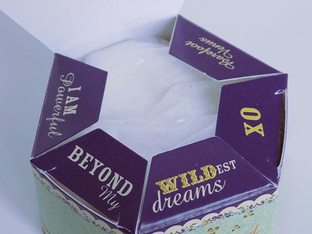 Barefoot Venus Wild Flower Bath Bliss Review Packaging Open