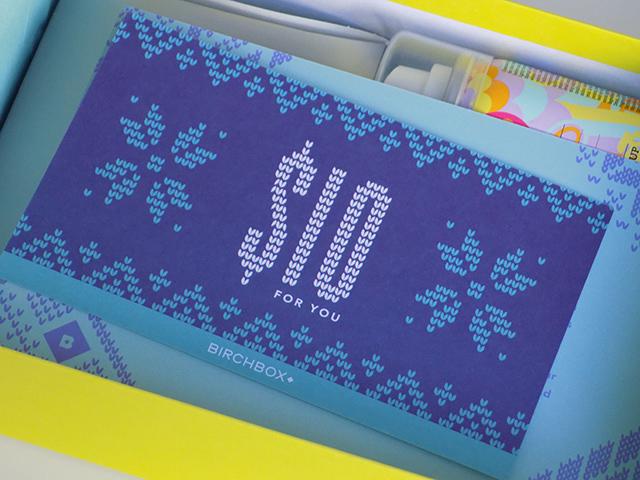 December Birchbox Inspired Nail Art Box Inserts
